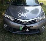 Toyota corolla GLI 2015