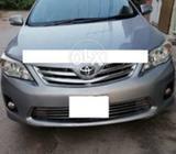 Toyota corolla GLi asaan mahana iqsaath per hasil kren.IDG
