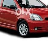 Toyota echo on easy installment(MGI)