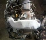 Toyota Hiace 2l Diesel Engine With Manual Gear ( Not Repaired)