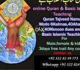 +92 322 82 49 773, Quran Classes online with female teacher for kids