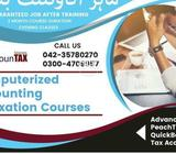 Computerised Accounting And Taxation