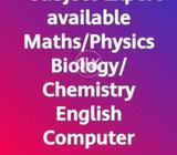 US/Uk registered academy And home tutors