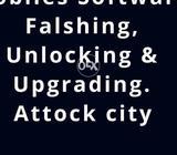 Mobile software flashing, Unlocking and upgrading