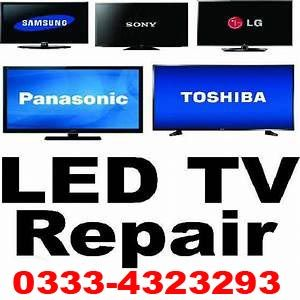 LED  TV REPAIR CENTER    03334323293