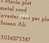 Plot Invester rate sale