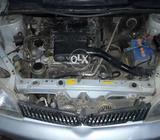 Toyota platz 2007 import