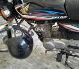 Honda 125 black