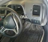 Honda Civic Uk Import 2011 Model. Cruise Control