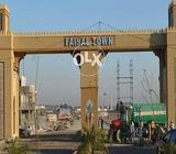 Plot for sale - Faisal Town Islamabad