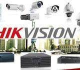 HIK Vision CCTV Monitoring System