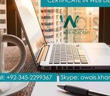Hurry Up Take Admissions in Web Designing Course Owais IT Academy