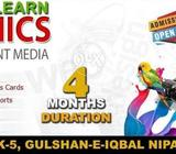 Learn graphic designing in