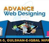 Learn Web Designing in Gulshan-e-iqbal