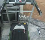 Treadmill oxygen sk-1337 jogging running exercise motorized machine