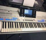 Yamaha tyros5-76 workstation keyboard kit piano new