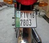 Hi Speed bike