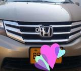 Honda city prosmetic