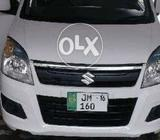 New wagon R VXL model 2016 low milege car