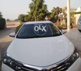 Toyota crolla Gli 2017