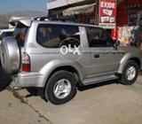 Toyota Prado . RZ . 2001/2006