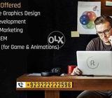 Graphic Designing( Registration open 2018 )
