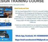Learn Website Designing and development online 120 days crash course