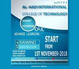 Online Computer Advance Courses