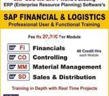 SAP Financial & Logistics Course, Accounting Course