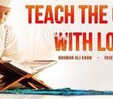 Teaching Holy Quran