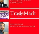 Trademark brand logo registration