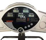 Running Machine Manual condition 10/8