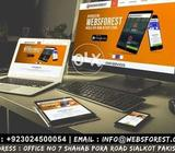 Web design and android app developing