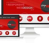 Website development in