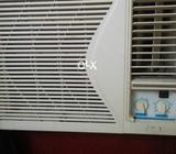 Window a.c