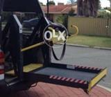 Electronic Wheel chair lifter jack/weight lifter