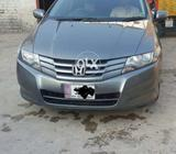 Honda city in