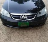 Honda civic model 2005/6 good condition