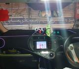 Toyota auqa 2012