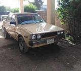 Toyota corolla 1980 model outstanding condition