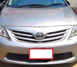 Toyota Corolla Financing on 20% down payment PMI