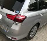 Toyota Fielder Hybrid on easiest instalment plans(Islamic dubai group)