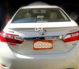 Toyota Gli 2014