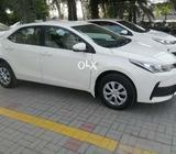 Toyotta Gli 1.3 Showroom Delivery Lahore Registered And Tracker