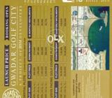 Plot/ File/Residential in  Golf City/BAHRIA TOWN/ON INSTALLMENTS