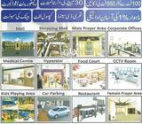 Shops on 30 Installments in Mall (near Jabal e Noor)