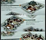 Studio Cube Apartments on Installments in Bahria Enclave