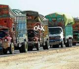 Safe and ontime delivery of your goods in all Pakistan