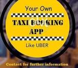 Taxi Application with code
