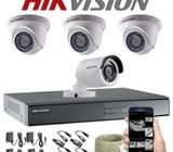 TURBO HD MONITORING WITH OUR HIK VISION CAMERA